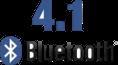Schnelle Datenübertragung: Dieses Notebook kann Daten kabellos mit Bluetooth 4.1 übertragen.
