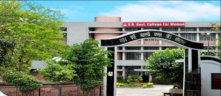 SR Govt. College for Women,Amritsar Image