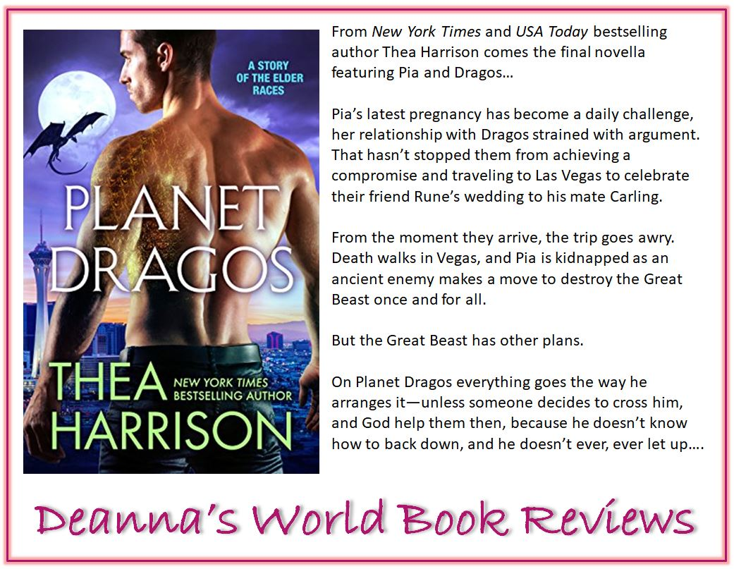 Planet Dragos by Thea Harrison blurb