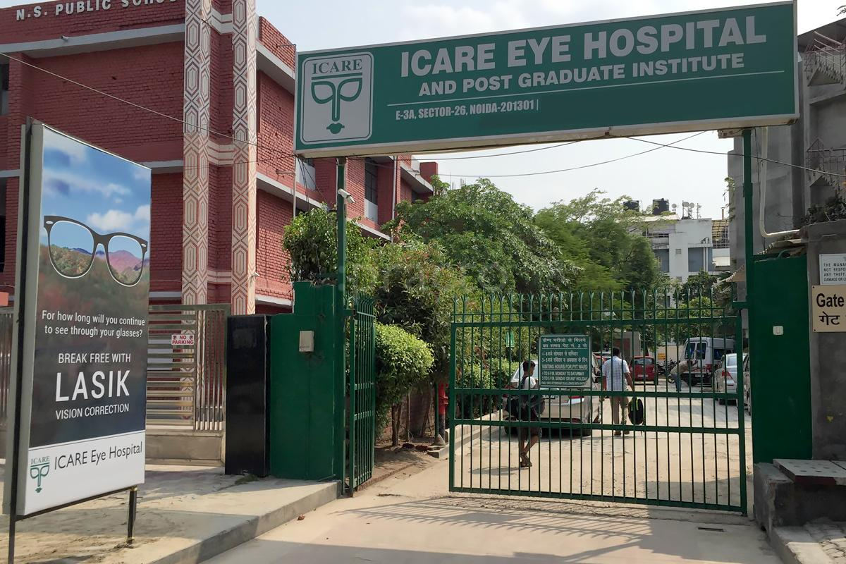 Icare Eye Hospital and Post Graduate Institute Image
