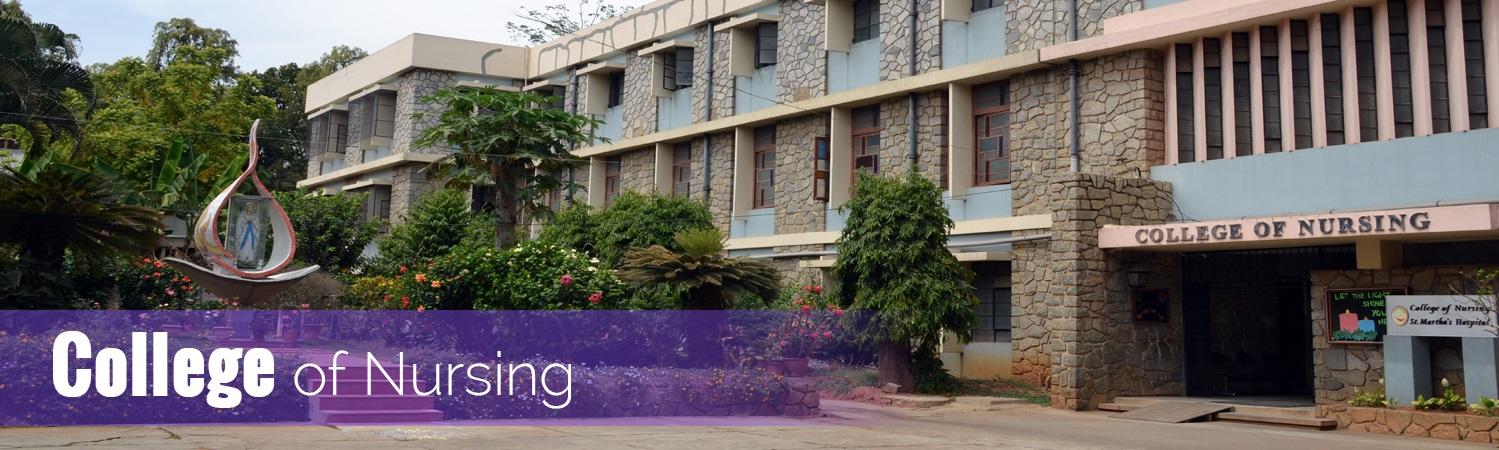 St. Martha's College of Nursing Image