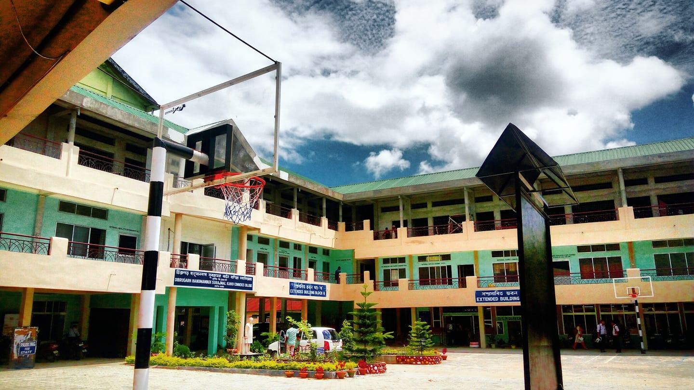 Dibrugarh Hanumanbux Surajmal Kanoi Commerce College