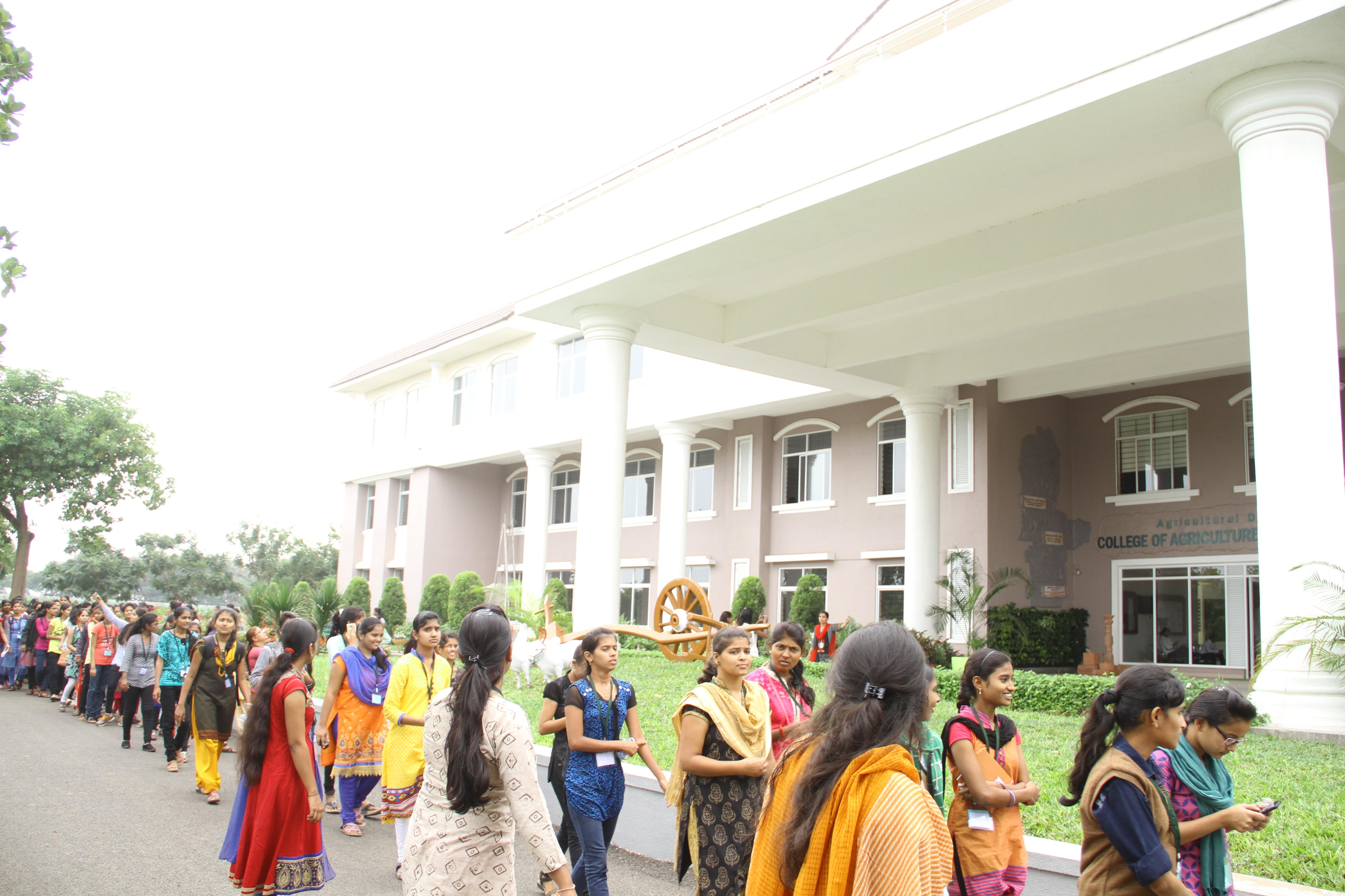 Shardabai Pawar Mahila Mahavidyalaya, Baramati