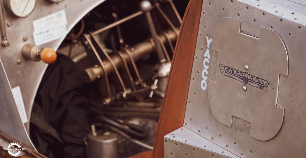 Unique Voisin C-27 Aérosport set for Concours of Elegance