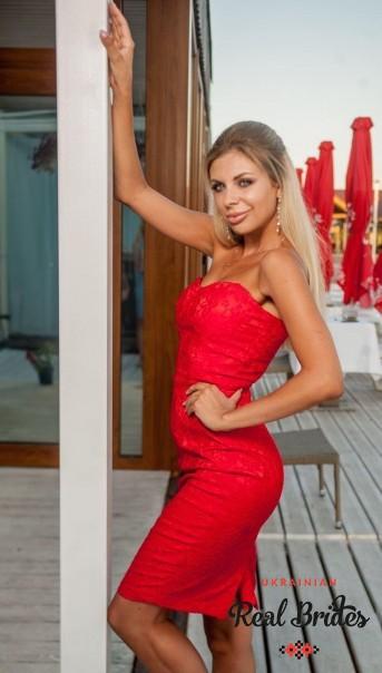 Photo gallery №10 Ukrainian bride Victoriya