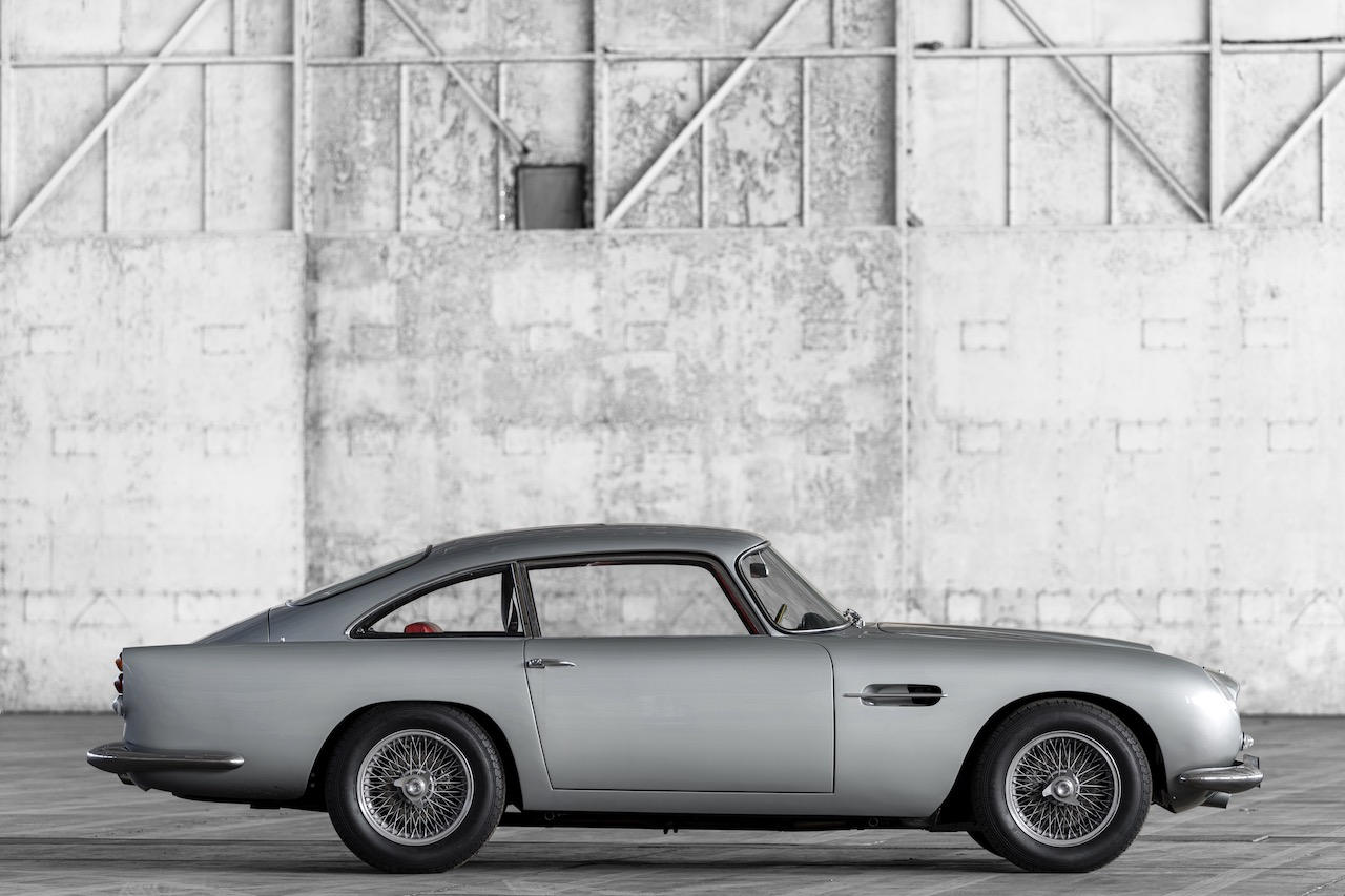 Aston Martin marks 70th Anniversary of the Vantage