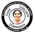 Mother Krishna Bai College of Nursing, Hyderabad