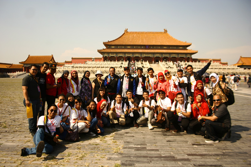 Forbidden City Group Foto