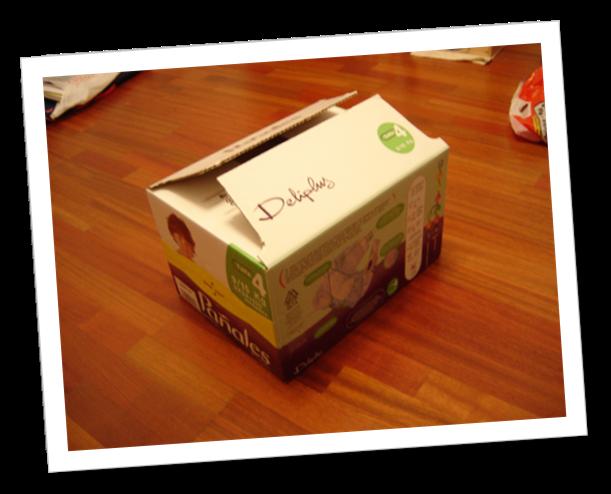 Unmodified box