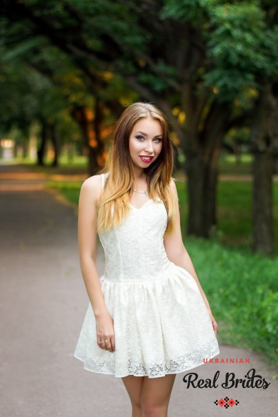 Photo gallery №2 Ukrainian bride Julia