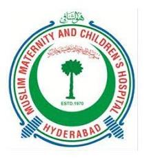 B.Sc College of Nursing Muslim Maternity and Zanana General Hospital