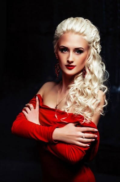 Profile photo Ukrainian bride Victoriya