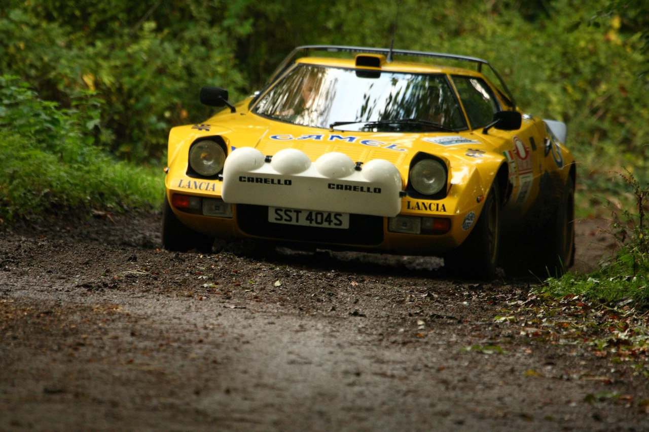 Lombard Rally Bath heads to Puxton Park this October