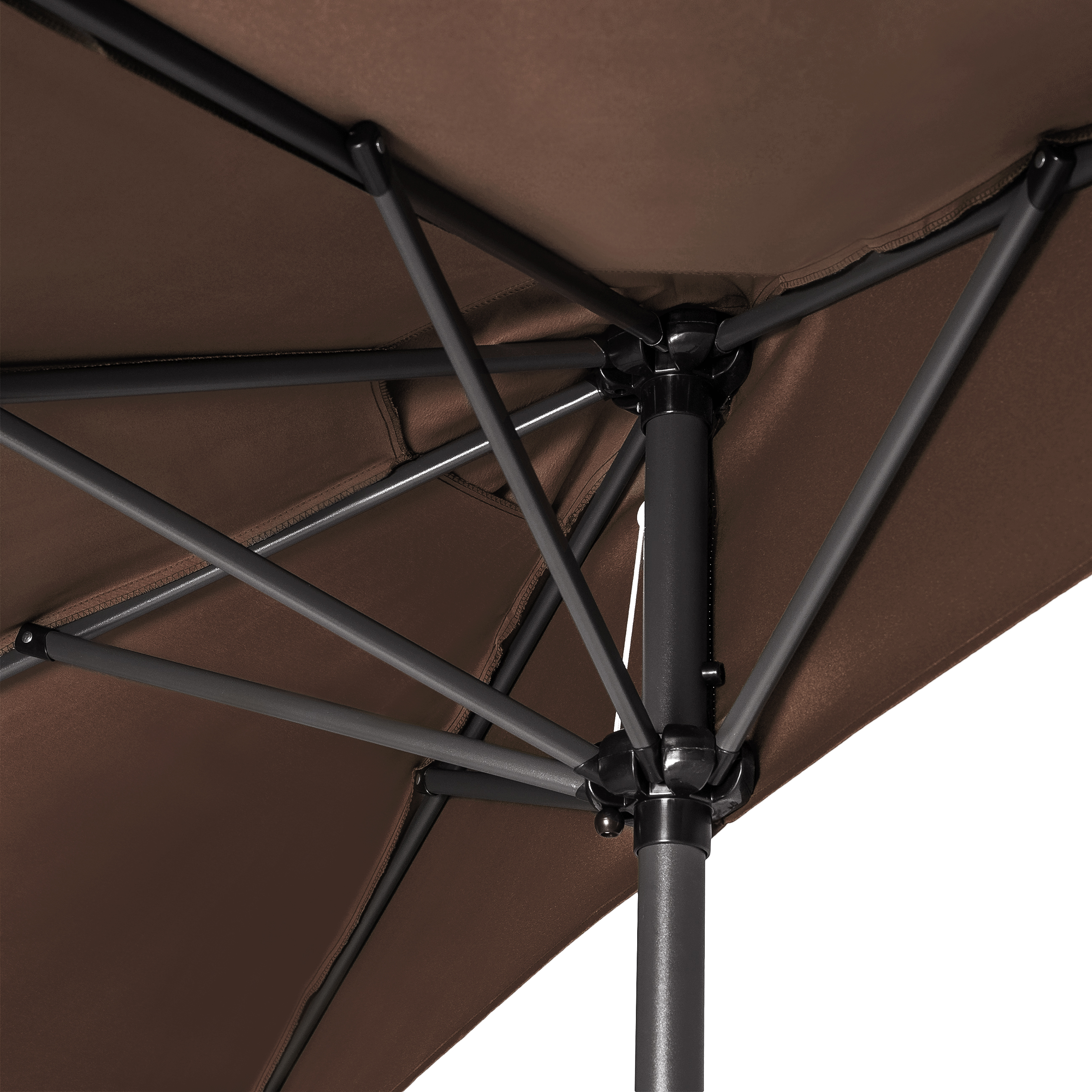 BCP-9ft-Half-Patio-Umbrella-w-Crank-Steel-Frame-UV-amp-Water-Resistant-Fabric thumbnail 16