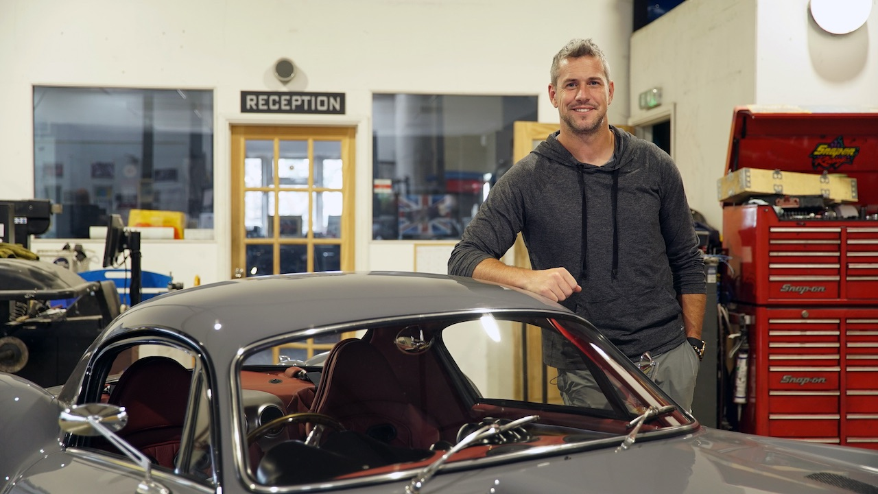 Jimmy de Ville catch up and new series World's Greatest Cars