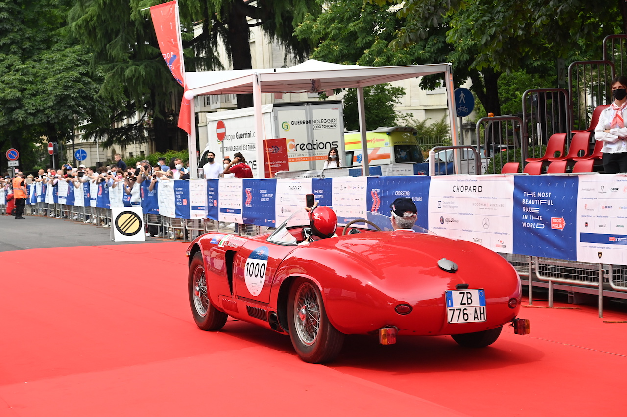 """Alfa Romeo set for 39th historic run of the """"1000 Miglia"""""""