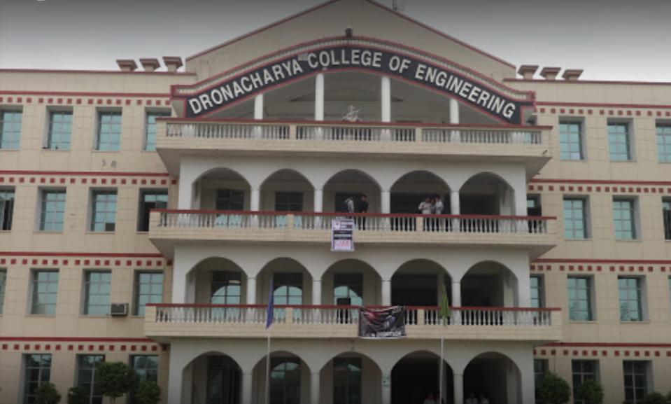 Dronacharya College Of Engineering, Gurugram