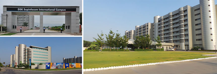 DSK Supinfocom International Campus