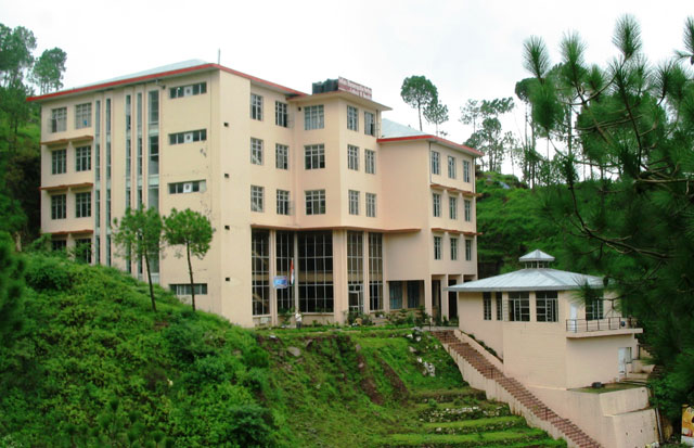 Solan Homoeopathic Medical College & Hospital, Chambaghat Image