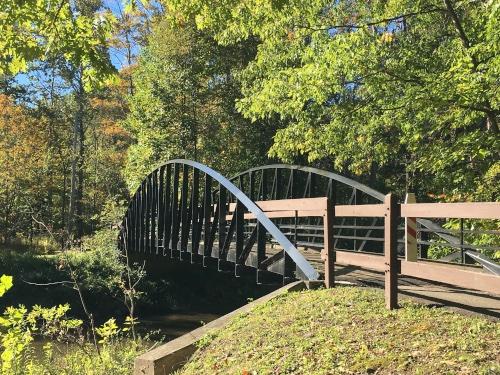 Bridge over Rocky River