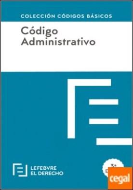 Codigo Administrativo . Código Básico