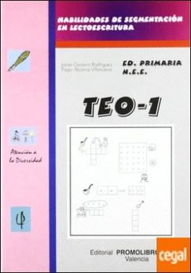 1. teo: habilidades de segmentación en lectoescritura . Educacion primaria necesidades educativas especiales