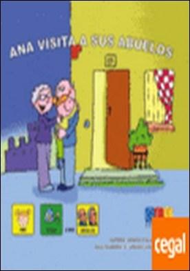 Ana visita a sus abuelos por Calvo Llorente, Ainara