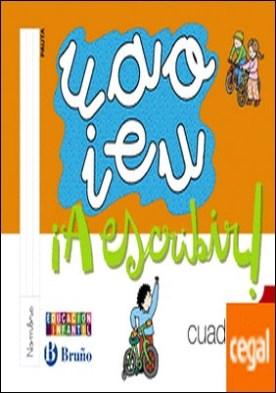 ¡A escribir! Pauta 1 . Edición 2010