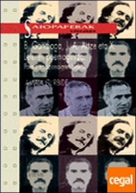 B. Gandiaga, J. A. Artze eta X. Leteren poemagintza. Poesia tradizionalaren bidetik.