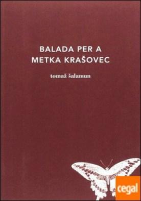 Balada per a Metka Krasovec