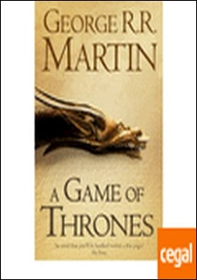 A GAME OF THRONES TOMO I . A SONG OF ICE AND FIRE, 1