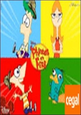 Aprende a dibujar a Phineas y Ferb por Libros Disney
