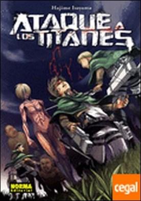 Ataque a los titanes 6