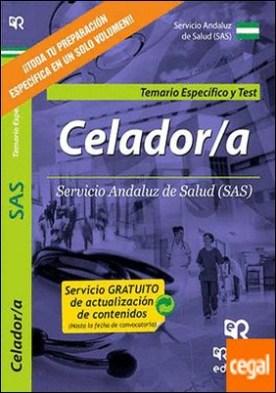 Celador/a del SAS. Temario Específico y Test.