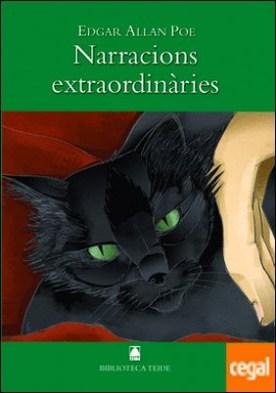 Biblioteca Teide 011 - Narracions extraordinàries -E. A. Poe-
