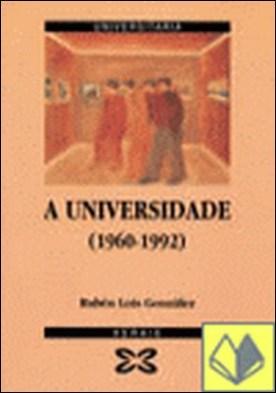 A universidade (1960-1992)