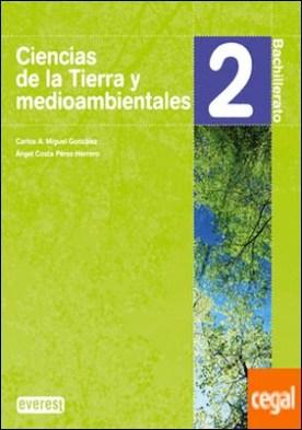Ciencias de la Tierra y medioambientales. 2º Bachillerato