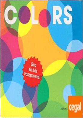 Colores . ¡Gira las páginas transparentes!