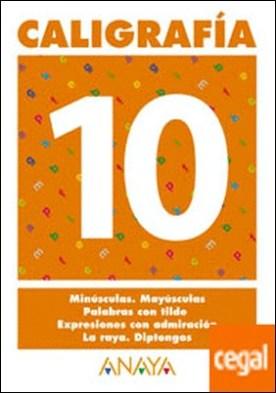 Caligrafía 10.