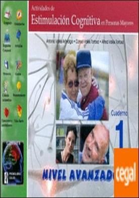 Actividades de estimulación cognitiva en personas mayores . nivel avanzado