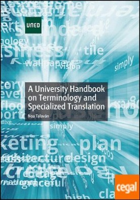 A university handbook on terminology and specialized translation