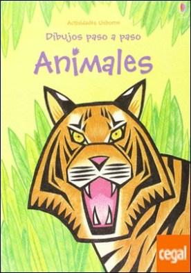 Animales . Dibujos paso a paso