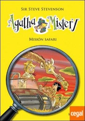 Agatha Mistery 8. Misión safari
