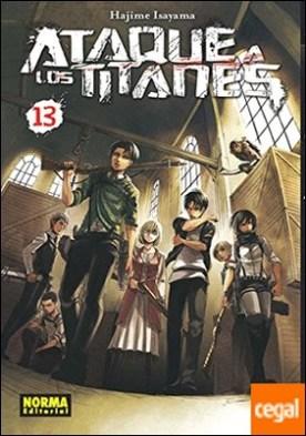 Ataque a los Titanes 13