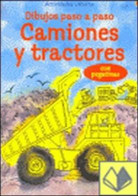 CAMIONES Y TRACTORES . CON PEGATINAS