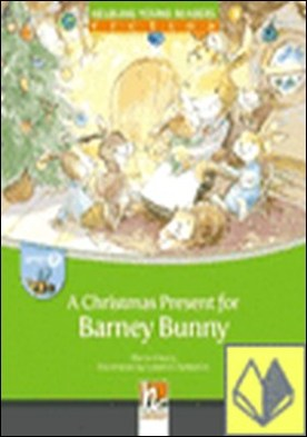 A CHRISMAS PRESENT BARNEY BUNNY+CDR . With Cd-Rom / Audio Cd inside