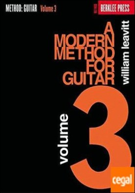 A MODERN METHOD FOR GUITAR VOLUME 3