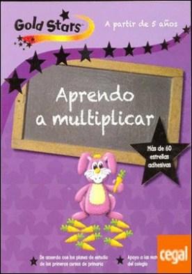 APRENDO A MULTIPLICAR (GOLD STARS)