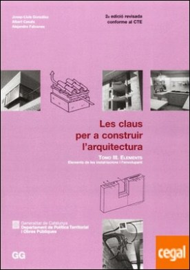CLAUS PER A CONSTRUIR-III-ELEMENTS