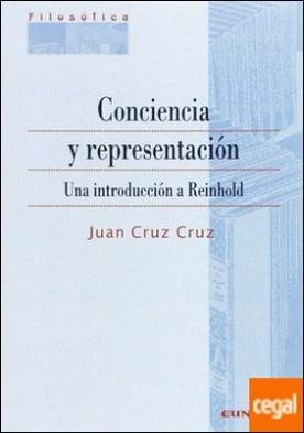 Conciencia y representación. Una introducción a Reinhold